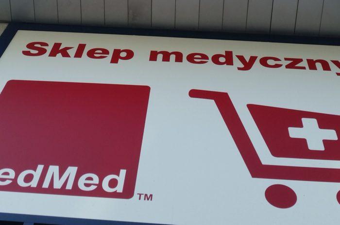 Kupimy Twój sklep medyczny.