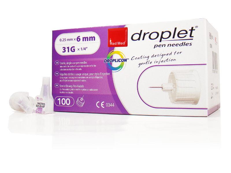 droplet-31g-6-mm -op100-redmed