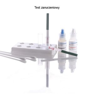 Der NADAL® Strep A-Teststreifen von nal von minden ist ein immunologischer Schnelltest für den qualitativen Antigen-Nachweis von Streptokokken-Bakterien der Gruppe A direkt aus dem Rachenabstrich